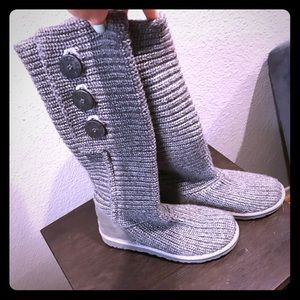 Ugg Classic Cardy Grey Tall Boot